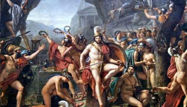 1280px-Léonidas_aux_Thermopyles_(Jacques-Louis_David)